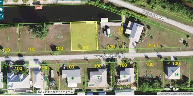 24246 Yacht Club Boulevard, Punta Gorda, FL 33955 (MLS #C7431793) :: Team Buky