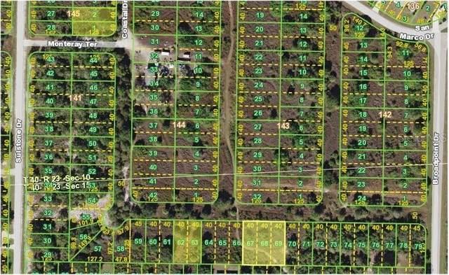 1583 Coastal Drive, Punta Gorda, FL 33983 (MLS #C7431794) :: KELLER WILLIAMS ELITE PARTNERS IV REALTY