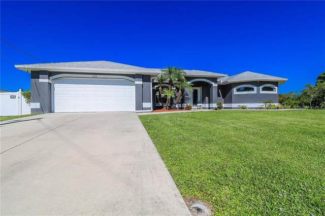 1280 Eliza Court, North Port, FL 34288 (MLS #C7431811) :: Keller Williams Realty Peace River Partners
