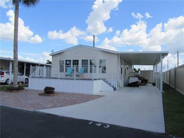 10100 Burnt Store Road #143, Punta Gorda, FL 33950 (MLS #C7431850) :: Delgado Home Team at Keller Williams