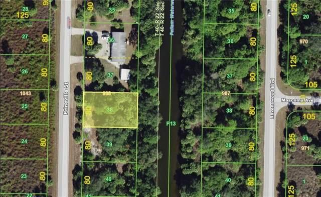 304 Prineville Street, Port Charlotte, FL 33954 (MLS #C7431860) :: Griffin Group