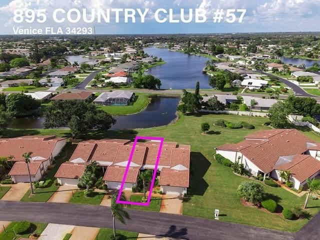895 Country Club Circle #57, Venice, FL 34293 (MLS #C7431872) :: Keller Williams on the Water/Sarasota