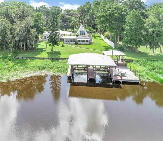 1433 Tall Cypress Drive, Lorida, FL 33857 (MLS #C7431913) :: Team Bohannon Keller Williams, Tampa Properties