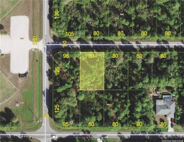 23469 Abers Avenue, Port Charlotte, FL 33980 (MLS #C7431943) :: Team Borham at Keller Williams Realty