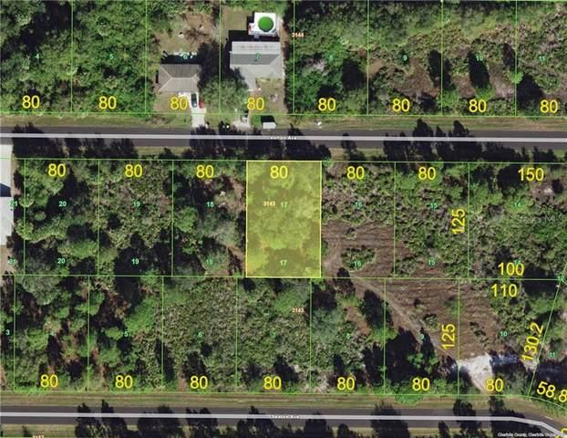 22179 Voltair Avenue, Port Charlotte, FL 33954 (MLS #C7431944) :: Team Borham at Keller Williams Realty