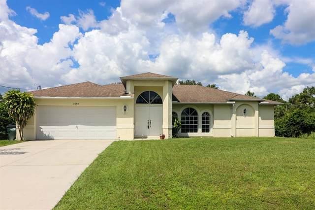 2648 Dalhart Avenue, North Port, FL 34286 (MLS #C7431949) :: Medway Realty