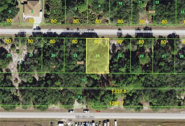 18393 Cordoba Avenue, Port Charlotte, FL 33954 (MLS #C7431975) :: Heckler Realty