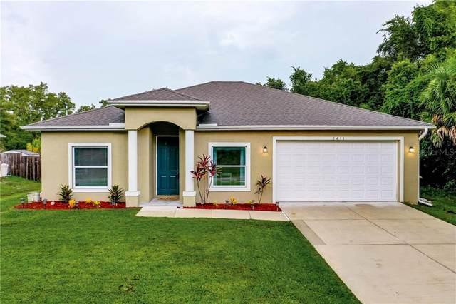 5451 Halkett Terrace, North Port, FL 34286 (MLS #C7432007) :: Medway Realty