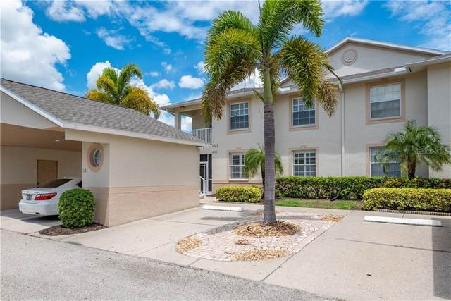 1001 Auburn Lakes Circle #1, Venice, FL 34292 (MLS #C7432057) :: Cartwright Realty