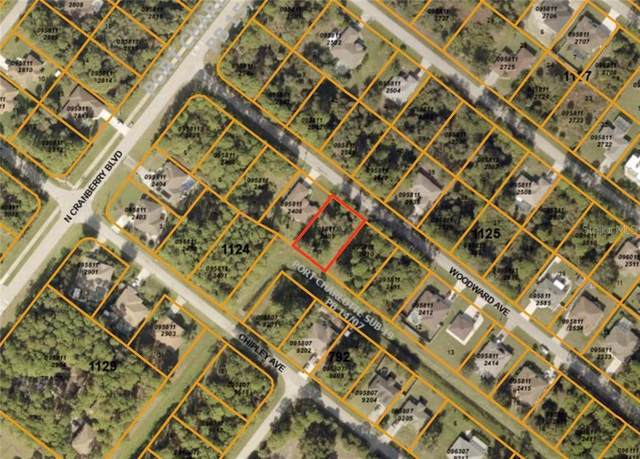 Woodward Avenue, North Port, FL 34286 (MLS #C7432089) :: Rabell Realty Group