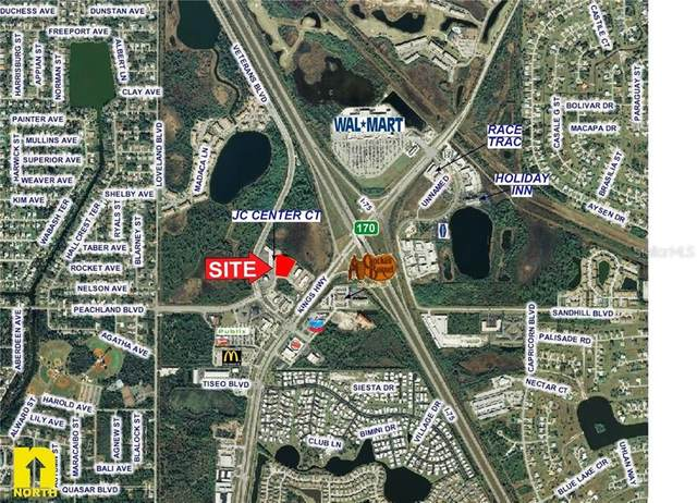 720 J C Center Court, Port Charlotte, FL 33954 (MLS #C7432125) :: Lockhart & Walseth Team, Realtors