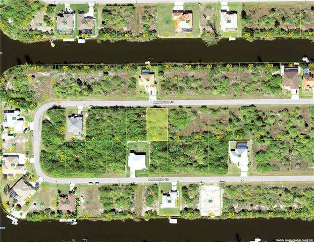 15603 Applewhite Circle, Port Charlotte, FL 33981 (MLS #C7432241) :: Team Borham at Keller Williams Realty