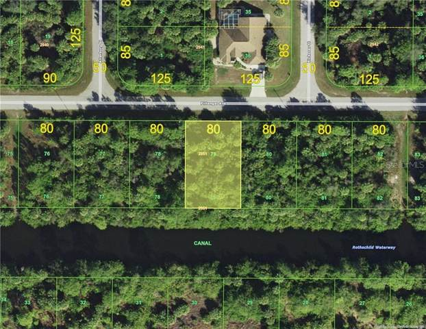 14283 Pittenger Avenue, Port Charlotte, FL 33953 (MLS #C7432315) :: Rabell Realty Group