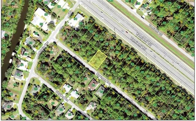 336 Bowman Terrace, Port Charlotte, FL 33953 (MLS #C7432376) :: Rabell Realty Group