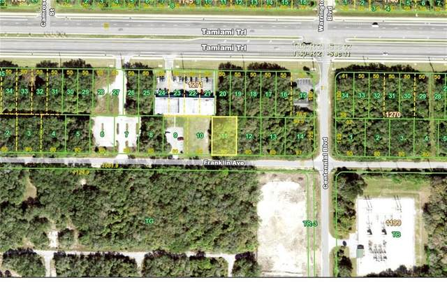 16362 Franklin Avenue, Port Charlotte, FL 33953 (MLS #C7432380) :: RE/MAX Local Expert