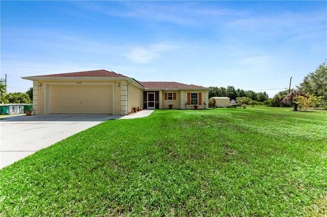 2268 Talbrook Terrace, Punta Gorda, FL 33983 (MLS #C7432382) :: Bustamante Real Estate