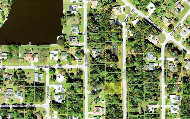 455 Sherwin Street, Port Charlotte, FL 33953 (MLS #C7432403) :: Rabell Realty Group