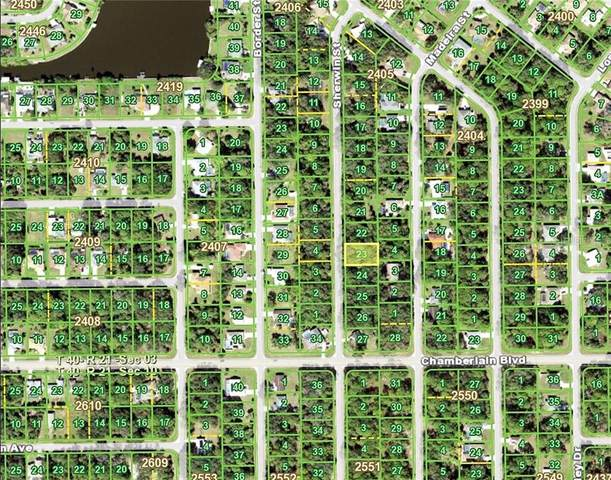 488 Sherwin Street, Port Charlotte, FL 33953 (MLS #C7432406) :: Rabell Realty Group