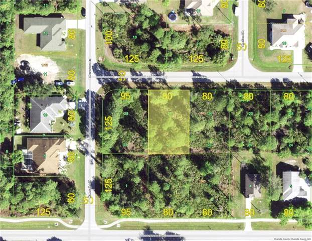 23427 Bali Avenue, Port Charlotte, FL 33980 (MLS #C7432620) :: Team Buky