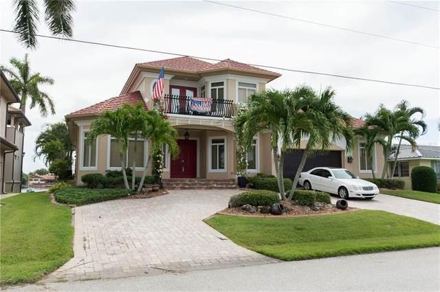 48 Colony Point Drive, Punta Gorda, FL 33950 (MLS #C7432622) :: Premium Properties Real Estate Services