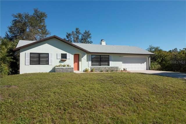 7160 Bougainvillea Street, Englewood, FL 34224 (MLS #C7432628) :: Rabell Realty Group
