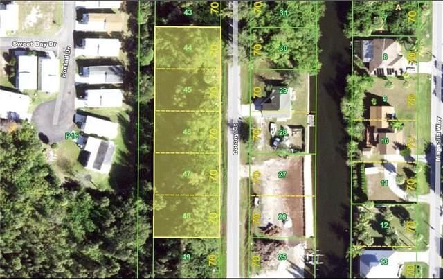 3719 Colony Court, Punta Gorda, FL 33950 (MLS #C7432676) :: Premier Home Experts