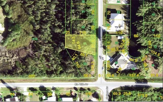 3913 Colony Court, Punta Gorda, FL 33950 (MLS #C7432696) :: Team Borham at Keller Williams Realty