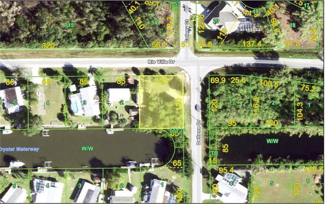 4001 and 4015 Deltona Drive, Punta Gorda, FL 33950 (MLS #C7432697) :: Rabell Realty Group