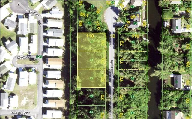 3615 Colony Court, Punta Gorda, FL 33950 (MLS #C7432699) :: Premier Home Experts