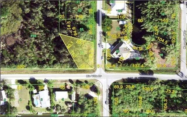 3925 Colony Court, Punta Gorda, FL 33950 (MLS #C7432702) :: Premier Home Experts