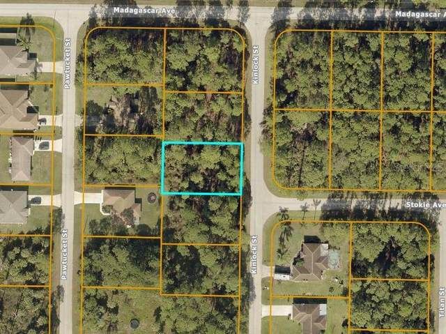 Kinlock Street, North Port, FL 34286 (MLS #C7432889) :: Griffin Group
