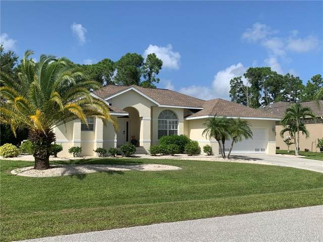 18 Tournament Road, Rotonda West, FL 33947 (MLS #C7432904) :: Zarghami Group