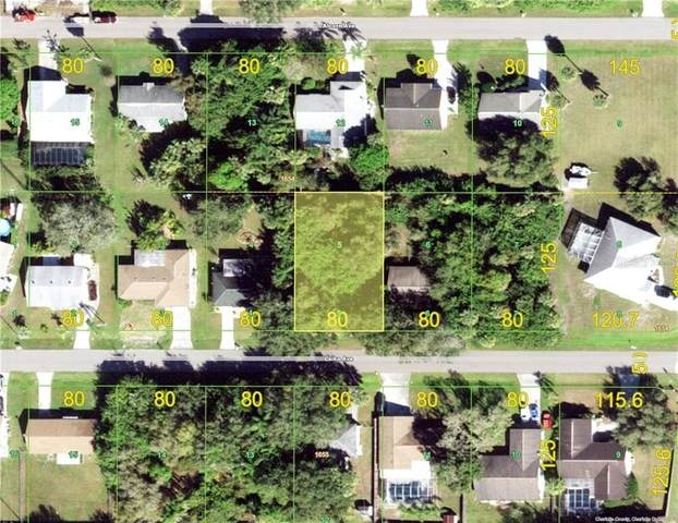 22570 Laika Avenue, Port Charlotte, FL 33952 (MLS #C7432915) :: Team Buky
