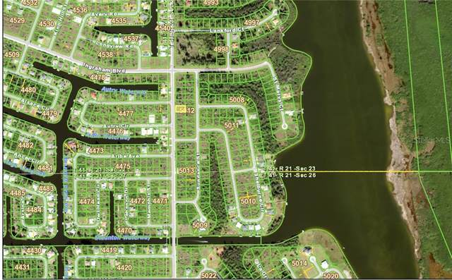 10040 St Paul Drive, Port Charlotte, FL 33981 (MLS #C7432923) :: Team Borham at Keller Williams Realty