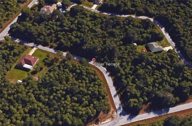 Boyer Terrace, North Port, FL 34288 (MLS #C7432956) :: KELLER WILLIAMS ELITE PARTNERS IV REALTY