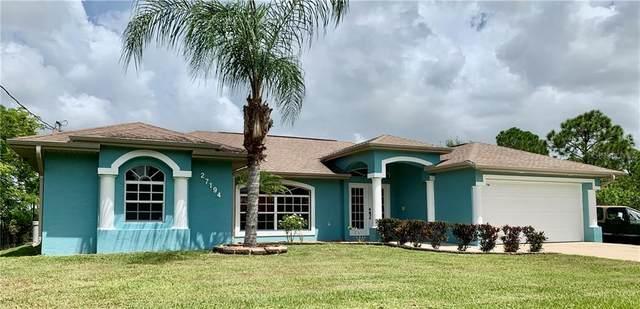 27194 Green Gulf Boulevard, Punta Gorda, FL 33950 (MLS #C7432962) :: CENTURY 21 OneBlue