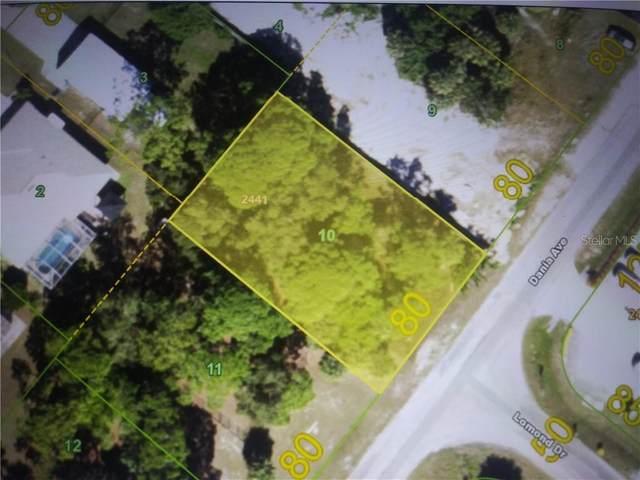 15070 Dania Avenue, Port Charlotte, FL 33953 (MLS #C7432990) :: Burwell Real Estate