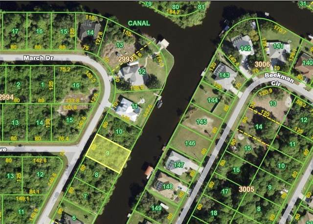 1166 March Drive, Port Charlotte, FL 33953 (MLS #C7433014) :: Team Buky
