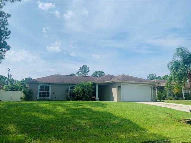 4073 Markle Avenue, North Port, FL 34286 (MLS #C7433030) :: Rabell Realty Group