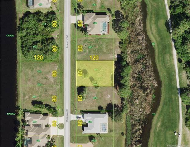 170 Tournament Road, Rotonda West, FL 33947 (MLS #C7433048) :: Griffin Group