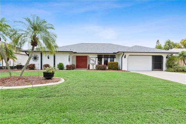 1493 Umber Court, Punta Gorda, FL 33983 (MLS #C7433087) :: Team Buky
