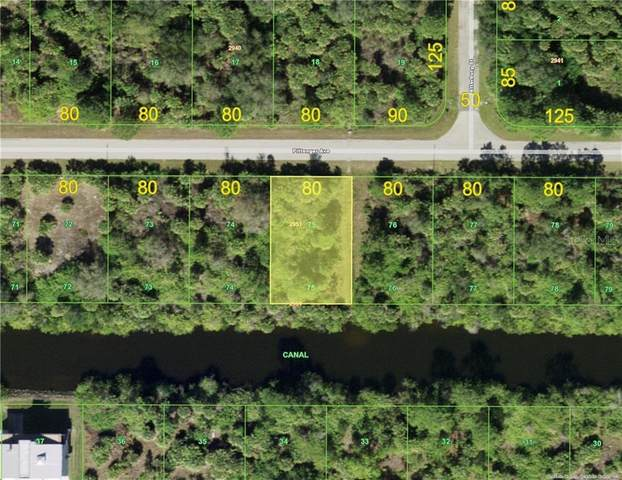 14251 Pittenger Avenue, Port Charlotte, FL 33953 (MLS #C7433091) :: Rabell Realty Group