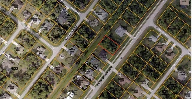 N Cranberry Boulevard, North Port, FL 34286 (MLS #C7433128) :: Alpha Equity Team