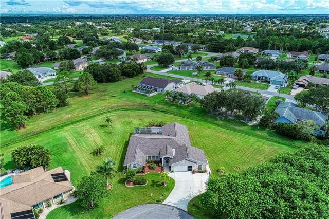 420 Azui Street, Port Charlotte, FL 33983 (MLS #C7433198) :: Team Borham at Keller Williams Realty