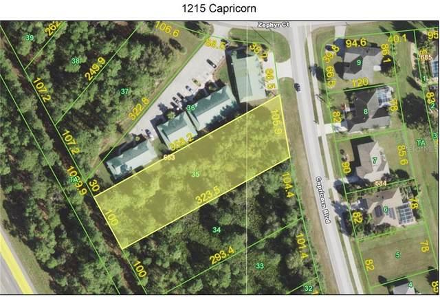 1215 Capricorn Boulevard, Punta Gorda, FL 33983 (MLS #C7433229) :: Zarghami Group