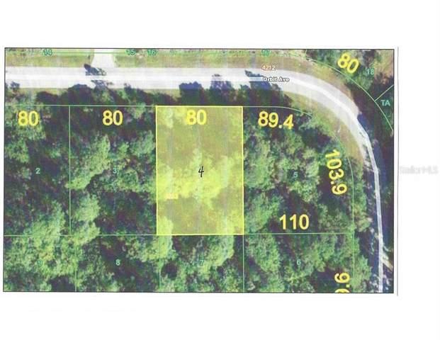 14027 Orbit Avenue, Port Charlotte, FL 33981 (MLS #C7433288) :: Rabell Realty Group