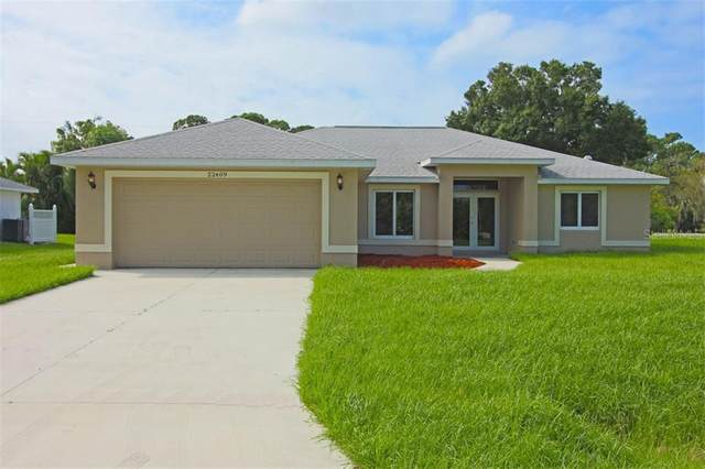 22409 Glen Avenue, Port Charlotte, FL 33980 (MLS #C7433388) :: KELLER WILLIAMS ELITE PARTNERS IV REALTY
