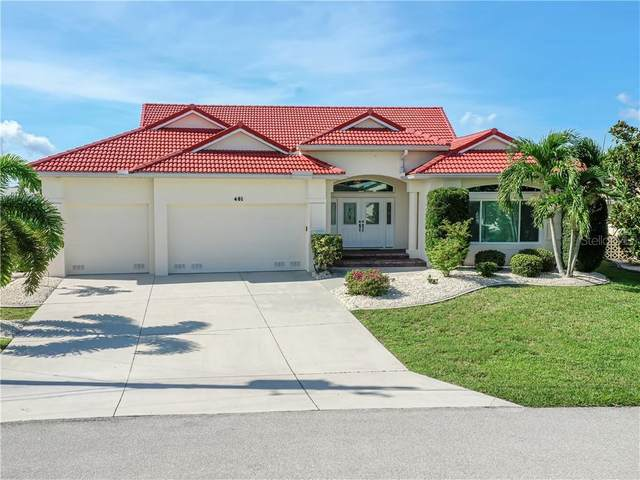 401 Sorrento Court, Punta Gorda, FL 33950 (MLS #C7433414) :: Team Borham at Keller Williams Realty