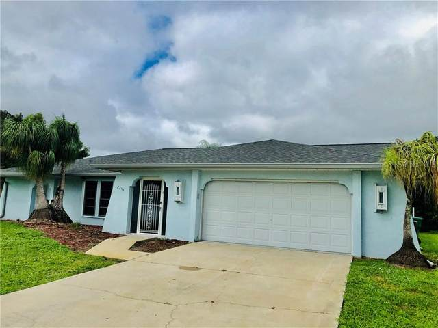 2253 Achilles Street, Port Charlotte, FL 33980 (MLS #C7433427) :: Keller Williams Realty Peace River Partners