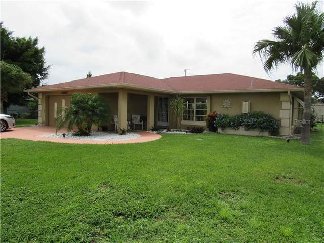 2507 Lake View Boulevard, Port Charlotte, FL 33948 (MLS #C7433470) :: Team Borham at Keller Williams Realty